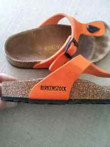 Girls Birkenstock Sandals Size 12 Peterborough Peterborough Area image 1