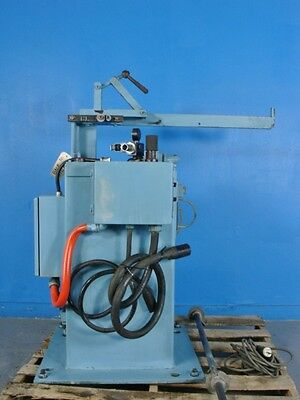 Lns Thb 65 - 3.6 Gravity Bar Feeder Hydraulic Power Supply Collet Inhibit