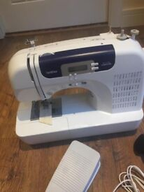 Brother BC 2500 Computerised Sewing Machine-Great condition
