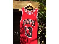 Fenchurch 'Dope Crew' Basketball Vest - Size L (XL)