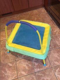 Chad Valley Kid's Junior Indoor Trampoline