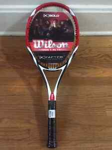 Wilson K Factor Tennis Racket  (New)