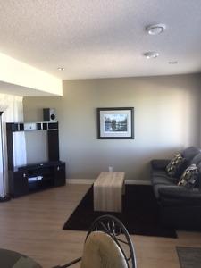 Furnished Basement Walkout - Bachelor Suite