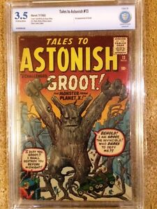 Guardians of the Galaxy1st appearance Groot, Starlord,Rocket