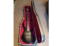Custom Shuker Bass Guitar - 4 String. (Hiscox hard case included)