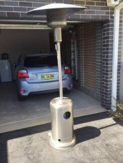 outdoor gas heater Rouse Hill The Hills District Preview