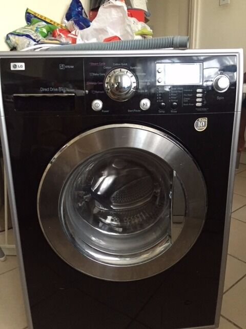 8KG LG Washing Machine - Absolute Mint Condition