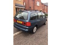 Volkswagen Sharan 2.0 litre petrol Automatic 7 seater 102,000 miles only 2 owners