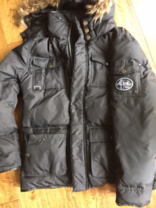 Men's Pajar size M but fits larger size winter jacket, parka