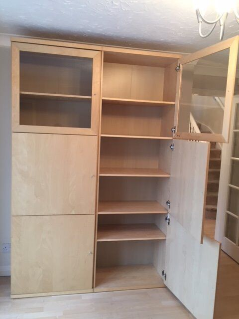 Ikea Bonde Bookcase Storage Unit In Nantwich Cheshire Gumtree
