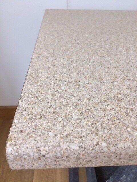 Riverside Beige laminate kitchen worktop