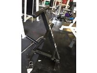 Olympic Weights Disc Rack / Tree