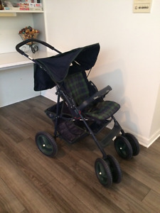 GRACO Large Wheel Stroller