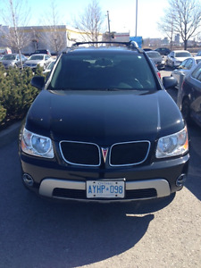 Pontiac Torrent SUV ** one owner ** winter on rim included
