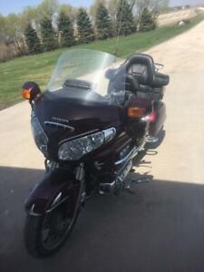 Honda Goldwing New Used Motorcycles For Sale In Winnipeg From