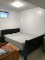 Furnished Room with On-Suite Washroom. Immediate Single Occupanc