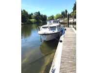 For Sale - River Cruiser Boat