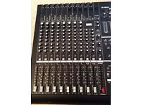 Yamaha N12 Digital Mixer & Audio Interface
