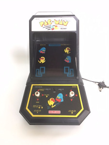 Coleco Midway Pac-Man Mini Arcade 1981