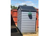 Metal Garden Shed 6 x 4 ft