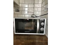 Brand new microwave in excellent condition only used a couple of times