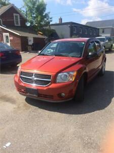 2008 Dodge Caliber SXT safety include in price