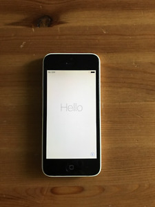 Great Condition Iphone 5C - 32GB