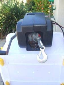 Power Winch 12 volt for boat/trailer Runaway Bay Gold Coast North Preview