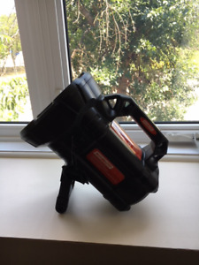 Cordless rechargeable spotlight for sale.