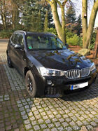 BMW X3 F25 xDrive30d Test