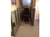 Wheelchair Lift Pollack Step lift Platform Lift 2 metre