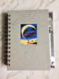 Dream Journal with interpretations and black pages BRAND NEW