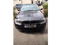 BMW 320d SE (October 2008) FSH,One previous owner,MOT to January 2019
