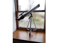 Telescope Celestron PowerSeeker 60 - Perfect starter package for stargazing