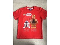 LEGO Star Wars T'shirt NEW