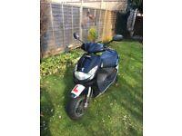 Peugeot moped, good runner, no MOT