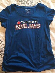 Blue Jays maternity t-shirt