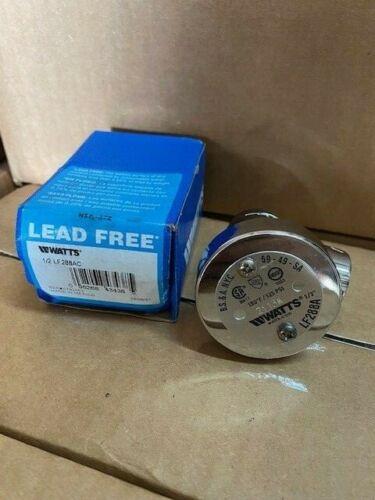 "Watts 1/2 LF288AC Lead Free Anti-Siphon Vacuum Breaker 1/2"" NPT Female LF288A"