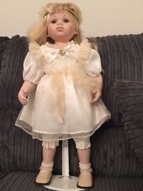 very collectable limited edition dolls