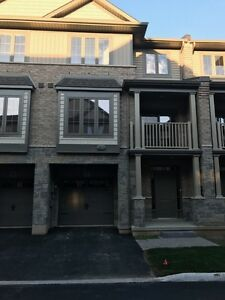 BRAND NEW NEVER LIVED IN EXECUTIVE TOWNHOME-WALK TO LAKE