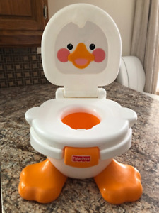 Fisher Price Training Potty with battery operated features