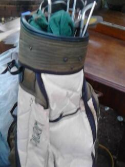 golf clubs and bag Kingswood 2747 Penrith Area Preview