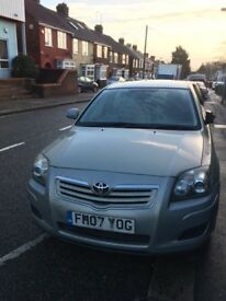 Toyota Avensis 07 plate for sale