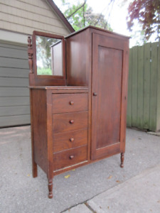 "VINTAGE WARDROBE ""YOUR CHALK PAINT PROJECT"""