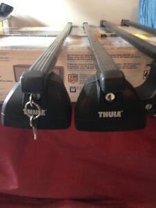 Support de toit / Rack Thule 460r avec LB50