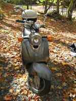 Yamaha Vino 125cc