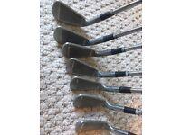Golf irons Cleveland Tour Action