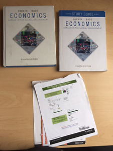 Economics (Micro and Macro; 101 and 102) 8th Edition - Hardcover