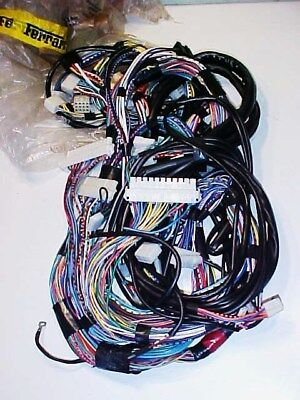 Ferrari 400i Main Wiring Harness_119866_CABLE WIRE HARNESS_NEW_OEM