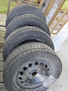Snow Tires (Like New)
